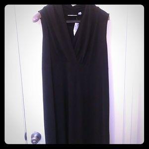 ✴Avenue Sleeveless V Neck Plus Size Dress NWT